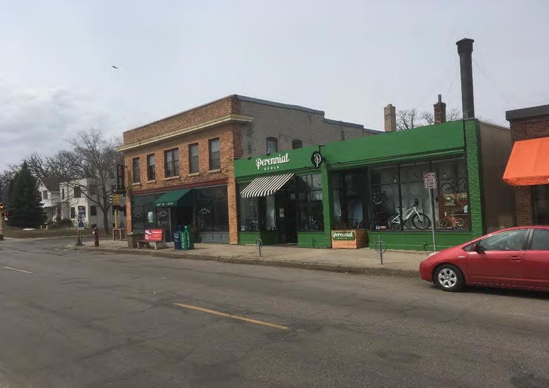 34th and Hennepin Commercial Space
